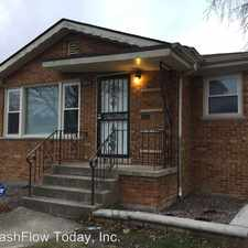 Rental info for 15123 Grant Street in the 60473 area
