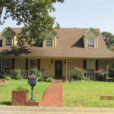 Rental info for 103 Illinois Bayou in the Sherwood area