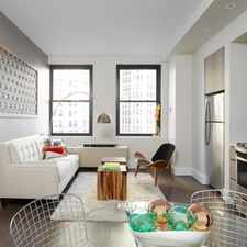 Rental info for Fifteen Park Row