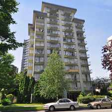 Rental info for 1650 Burnaby St in the Vancouver area