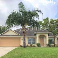 Rental info for 506 NW Ferris Drive Port St Lucie FL 34983