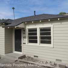 Rental info for 451, 453, 453 1/2 North Olive in the Anaheim area