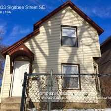 Rental info for 1033 Sigsbee Street SE in the Grand Rapids area