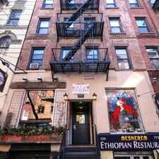 Rental info for 124 MacDougal St in the New York area