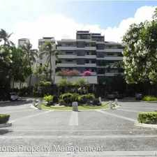 Rental info for 500 Lunalilo Home Road #24A