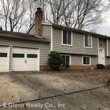 Rental info for 7224 Rollingridge Drive in the Stonehaven area
