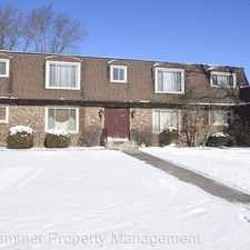 Rental info for 400 W. 70th Place Unit #4 in the Merrillville area
