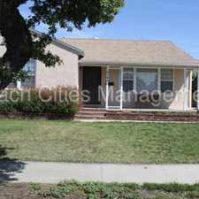 Rental info for Amazing 3 Bedroom with Hardwood Floors! in the Long Beach area