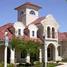Rental info for Rosemont At Palo Alto in the San Antonio area