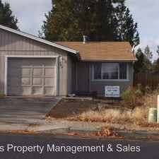 Rental info for 747/749 SE Centennial St in the Bend area