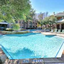 Rental info for Oaks Hackberry Creek
