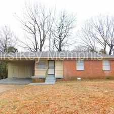Rental info for 4246 Coventry Drive in the Memphis area