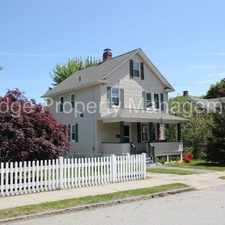 Rental info for Remodeled colonial home with 2-car garage in charming downtown area