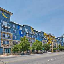 Rental info for Crescent in the South River City area