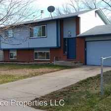 Rental info for 2168 31st Street in the 80620 area