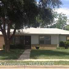 Rental info for 4208 43rd St. in the Lubbock area