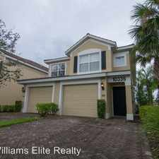 Rental info for 10339 Whispering Palms Drive - 10339 Whispering Palms Dr. #201 #201
