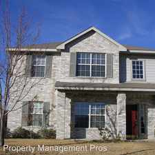 Rental info for 9101 Woodlake Dr in the Rowlett area