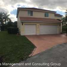 Rental info for 6336 Ocean Drive in the Margate area