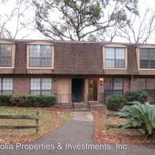 Rental info for 2925 Par Lane Unit B in the Tallahassee area
