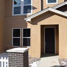 Rental info for 15522 W. 65th Ave Unit C in the Arvada area