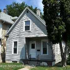 Rental info for 1012 Prouty Ave in the Toledo area