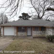 Rental info for 1742 Ten Mile Ln in the Dallas area