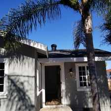 Rental info for 4060 Highland Av in the San Diego area
