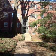 Rental info for 1320 FORT MYER DR APT 835 in the Arlington area