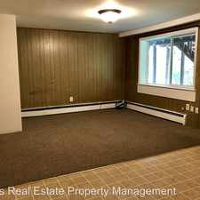 Rental info for 8301 Rangeview Avenue 4 in the Anchorage area