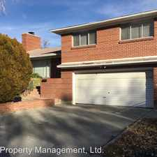 Rental info for 780 Edelweiss St in the Reno area