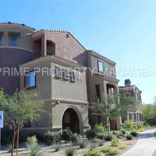 Rental info for 3935 e rough rider road # 1290, phoenix az in the Village at Aviano area