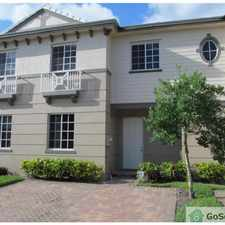 Rental info for MARSH HARBOUR 3 BED 3 BATH TOWNHOME... in the West Palm Beach area