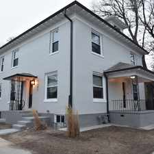Rental info for 3538 E17th Ave in the City Park area