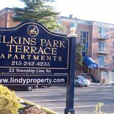 Rental info for Elkins Park Terrace