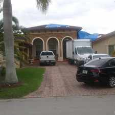 Rental info for 12933 SW 197th St in the South Miami Heights area