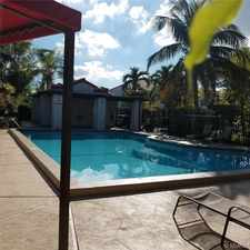 Rental info for 9431 Fontainebleau Blvd #209 in the Fountainebleau area