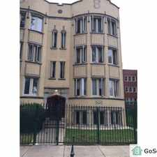 Rental info for Nice and Clean 1 bedroom apartment in South Shore. Nice building in a nice block. Walking distance to school, transportation and south shore. in the Chicago area