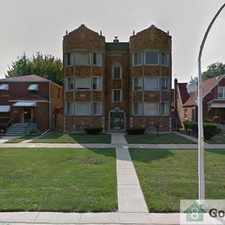 Rental info for Spacious 2 bedroom in beautiful neighborhood great parking in the Chicago area