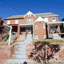 Rental info for 115 Madison ST NW in the Fort Totten - Riggs Park area