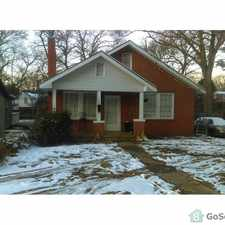 Rental info for Cute house in special neighborhood. in the Capitol Heights area