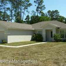Rental info for 12 Richmond Dr in the 32164 area