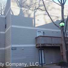 Rental info for 1605-E Merry Oaks Road in the Charlotte area