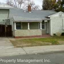 Rental info for 3735 San Carlos Way in the Central Oak Park area