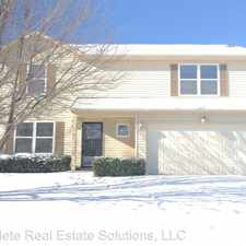Rental info for 3616 Chokecherry Ln. in the Indianapolis area