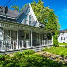 Rental info for 349 S Court St in the Crown Point area