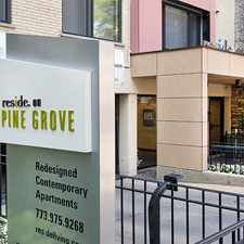 Rental info for Reside on Pine Grove