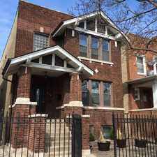 Rental info for 5242 West Byron Street in the Portage Park area