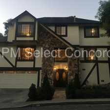 Rental info for ABSOLUTELY STUNNING INSIDE & OUT! GREAT COMMUTER LOCATION TO SF! in the 94564 area