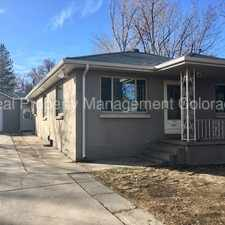 Rental info for Great 3 Bedroom, 2 Bathroom Ranch Style Home in the Lakewood area